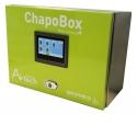 ChapoBox - Solution connectée de contrôle<br /> et d'auto maintien sous pression à l'azote<br /> de vos cuves à chapeaux flottants