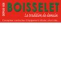 Boisselet - MATÉRIEL DE TRAVAIL ET D'ENTRETIEN DU SOL