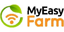 Logo de MyEasyFarm présent au village start-up sur le salon sitevi
