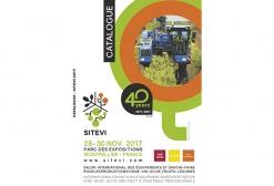 Couverture catalogue SITEVI 2017